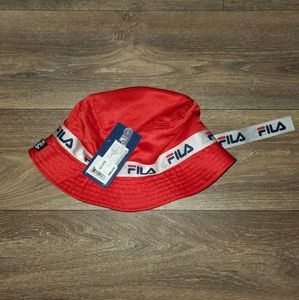 Fila Satin Bucket Hat